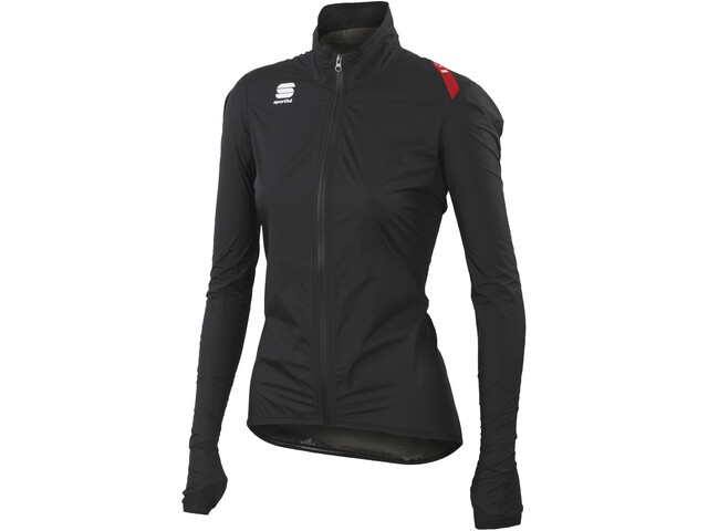 Sportful Hot Pack NoRain jakke Damer, black